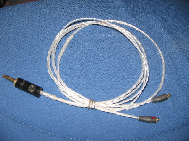 Silver Ray IEM Cables sent out 18 AUG 2011 | HEADPHONELOUNGE